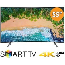 "Samsung 55"" UA55NU7300 UHD 4K Curved"