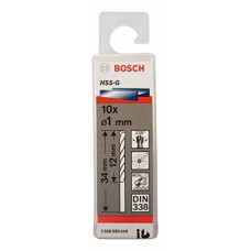 Bosch 2608595049 HSS-G DIN338