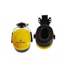 Ear Muff Foldable , EN 352-3:2002 For Helmet