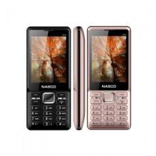 Nasco NS3 Dual SIM 32MB ROM - Black