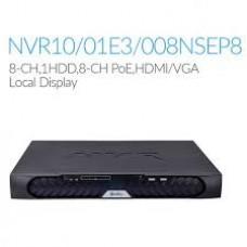 Sunell SN-NVR10/01E3/008NSEP8/E 8CH Network Video Recorder