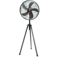 "NASCO 18"" STANDING FAN  FF-450C-BLACK"
