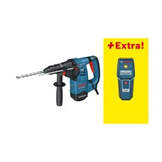BOSCH Rotary Hammer with SDS-plus (GBH 3-288 DFR - GMS 100M) 0615990DW1