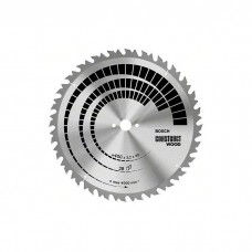 Bosch 2608640702 Table Saw Blade Construct for Wood