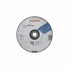Bosch 2608600228 Metal Grinding Disc with Depressed Centre
