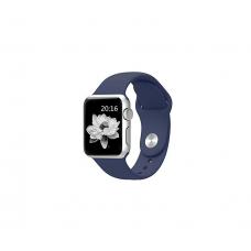 Apple Watch Strap Sports Band 38mm (Dark Blue)