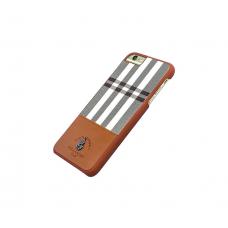 Santa Barbara Polo & Racquet Club Plaide For IPhone 7 (Brown)