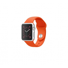 Apple Watch Strap Sports Band 42mm (Orange)