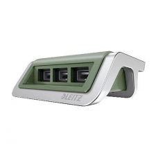 Leitz Style USB Power Charger (Green)