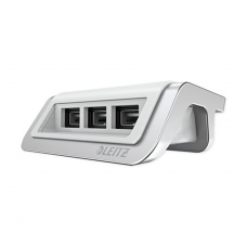 Leitz Power Charger Style USB  (Silver)