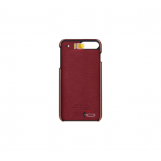 G-case Fashion Protection Shell Nano Sim Card Slot, Ejector Sim Slot And Built- In Metal Plate For IPhone 7 Plus (Wine Red)