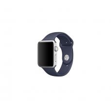 Apple Watch Strap Sports Band 42mm (Dark Blue)