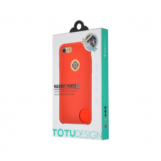 Totu Design Magnet Force Silicon Case For Iphone 6 Plus (Red)