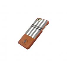 Santa Barbara Polo & Bacquet Club Plaide For IPhone 7+ (Brown)
