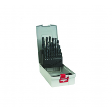 BOSCH 25-piece HSS-TiN Metal Drill Bit Set [2608587019]