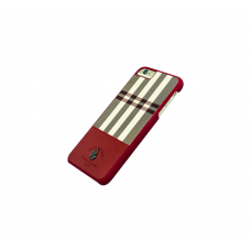 Santa Barbara Polo & Bacquet Club Plaide For IPhone 7+ (Red)