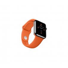 Apple Watch Strap Sports Band 38mm (Orange)