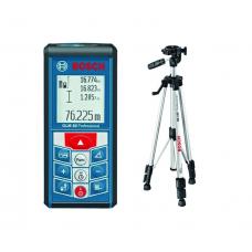 Bosch Laser Distance Meter GLM 80 + BS 150 [06159940A1]