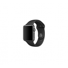 Apple Watch Strap Sports Band 42mm (Black)