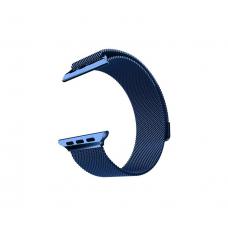 Apple Watch Strap Chain 38mm (Navy Blue)